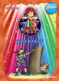 Kika Superbruja y los piratas (ed. COLOR)