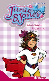 Junie B. Jones, ikasgelako kapitain