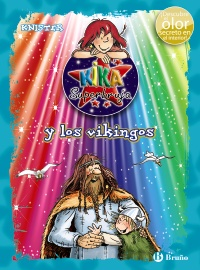 Kika Superbruja y los vikingos (ed. COLOR)
