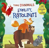 Torre d'animals. Enfila't, Ratolinet!