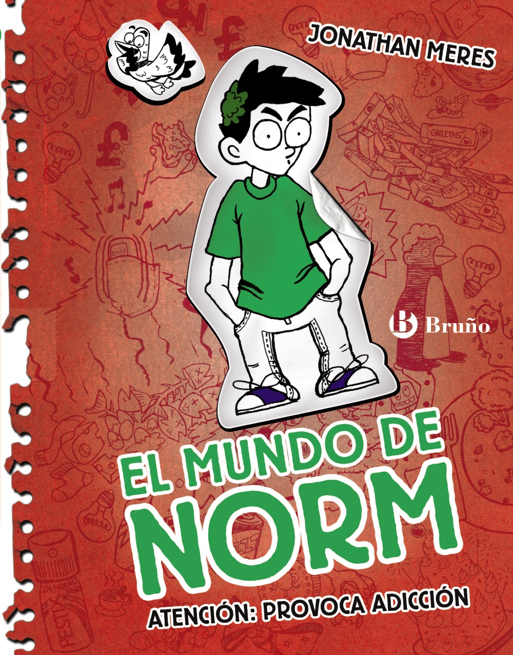 El mundo de Norm, 3. Atención: provoca adicción (ebook)