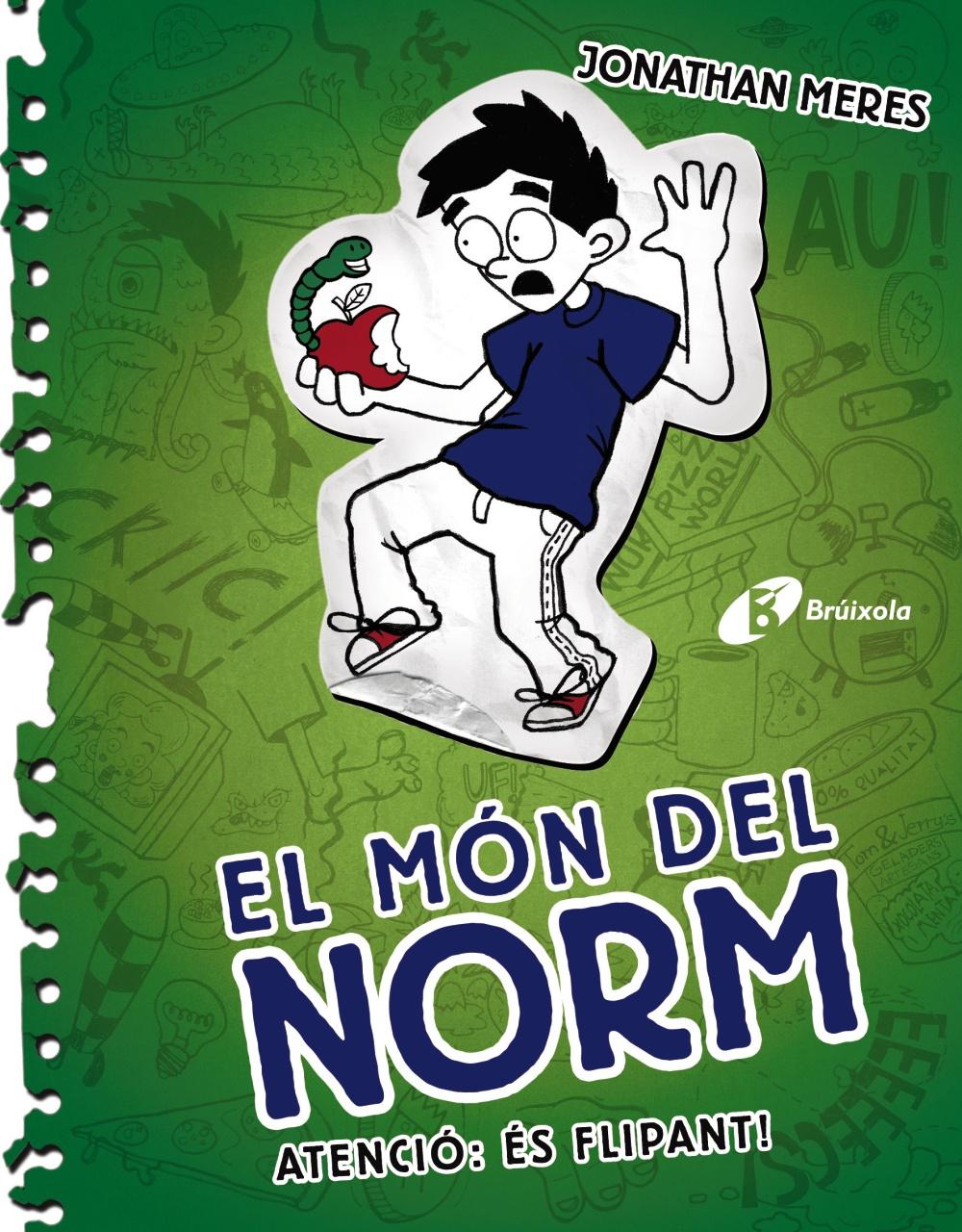 El món del Norm, 4. Atenció: és flipant! (ebook)