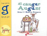 El cangur August (ga, go, gu)