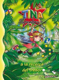 Tina Superbruixa a la recerca del tresor