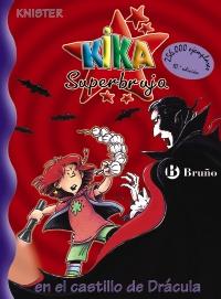 Kika Superbruja en el castillo de Dr�cula