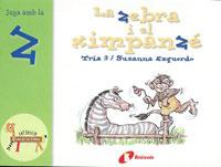 La zebra i el ximpanz� (z)