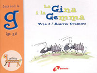 La Gina i la Gemma (ge, gi)