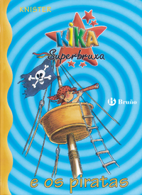 Kika Superbruxa e os piratas