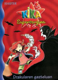 Kika Supersorgina Drakularen gazteluan