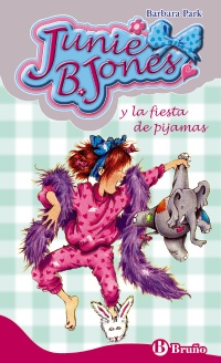 Junie B. Jones y la fiesta de pijamas