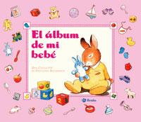 El �lbum de mi beb� (rosa)