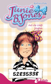 Junie B. Jones no �s cap pispa