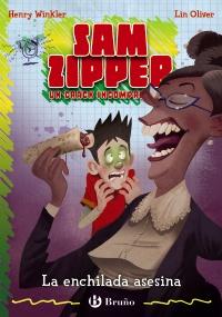 La enchilada asesina. Sam Zipper 6