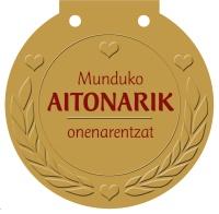 Munduko AITONARIK onenarentzat