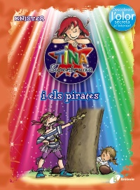 Tina Superbruixa i els pirates (ed. COLOR)