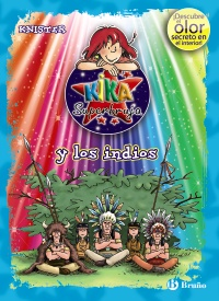 Kika Superbruja y los indios (ed. COLOR)