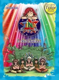 Tina Superbruixa i els indis (ed. COLOR)