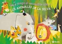 Lee y juega al escondite con... LOS ANIMALES DE LA SELVA