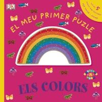 El meu primer puzle. Els colors