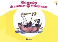 Minicuentos de animales con pictogramas 1