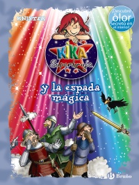Kika Superbruja y la espada m�gica (Ed. COLOR)