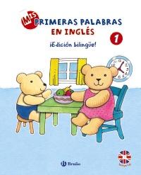 Mis primeras palabras en ingl�s, 1. �Edici�n biling�e!