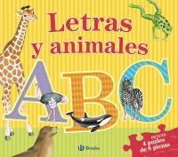 Letras y animales