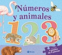 N�meros y animales