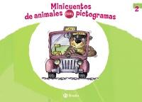 Minicuentos de animales con pictogramas 2