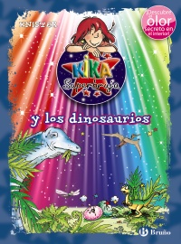 Kika Superbruja y los dinosaurios (ed. COLOR)