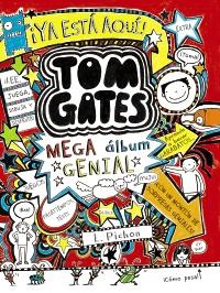 Tom Gates: Mega álbum genial