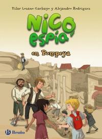 Nico, esp�a, en Pompeya