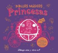 Dibujos m�gicos. Princesas