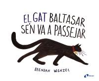 El gat Baltasar se'n va a passejar