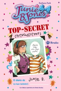 TOP-SECRET (privad�simo): El diario de Junie B. (�y tuyo tambi�n!)