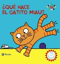 �Qu� hace el gatito Miau?