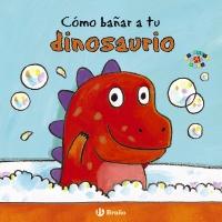 C�mo ba�ar a tu dinosaurio