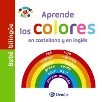 Beb� biling�e. Aprende los colores en castellano y en ingl�s