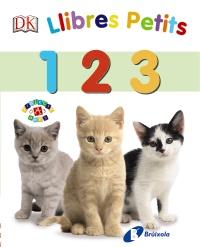 Llibres Petits. 1 2 3