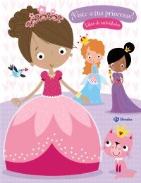 �Viste a tus princesas!