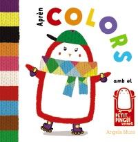 Apr�n colors amb el petit ping�� vermell