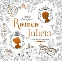 Cl�sicos para colorear. Romeo y Julieta