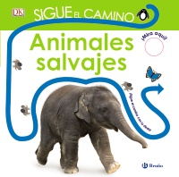 Sigue el camino. Animales salvajes