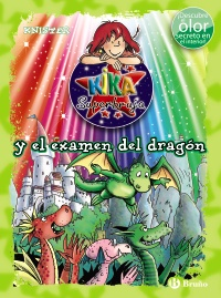 Kika Superbruja y el examen del drag�n (ed. COLOR)