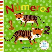 Libro con relieves. N�meros
