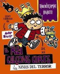 El rei Cal�ons Curts i les nines del terror