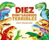 Diez dinosaurios terribles