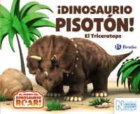 �Dinosaurio Pisot�n! El Triceratops