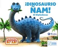 ¡Dinosaurio Ñam! El Diplodocus