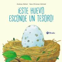 �Este huevo esconde un tesoro!